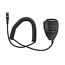 UJ Baofeng 2-Way Radio Speaker Mic for BF-888S UV-5R UV-5RA UV-5RB UV-5RC UV-5RE-black
