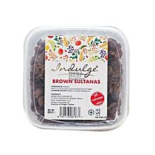Brown Sultanas - 400g