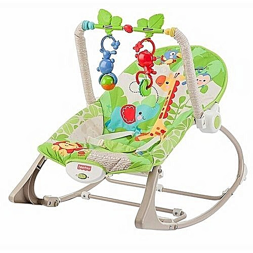 b58c4a500 Superior Fisher Price Infant to Toddler Rocker Bouncers ( 0+ months) - green