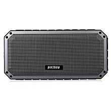 PINSHOW BOMCLUB X - 3 Mini Cool Design Bluetooth 4.0 Speaker-BLACK