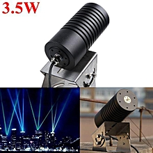 445nm 3.5W 3500mW Waterproof Outdoor Blue Laser Module Landscape Laser Light