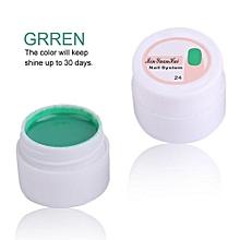 Special 5ML 12 Colors/Set Nail Beauty Art UV Gel Charming Nail Polish Gel