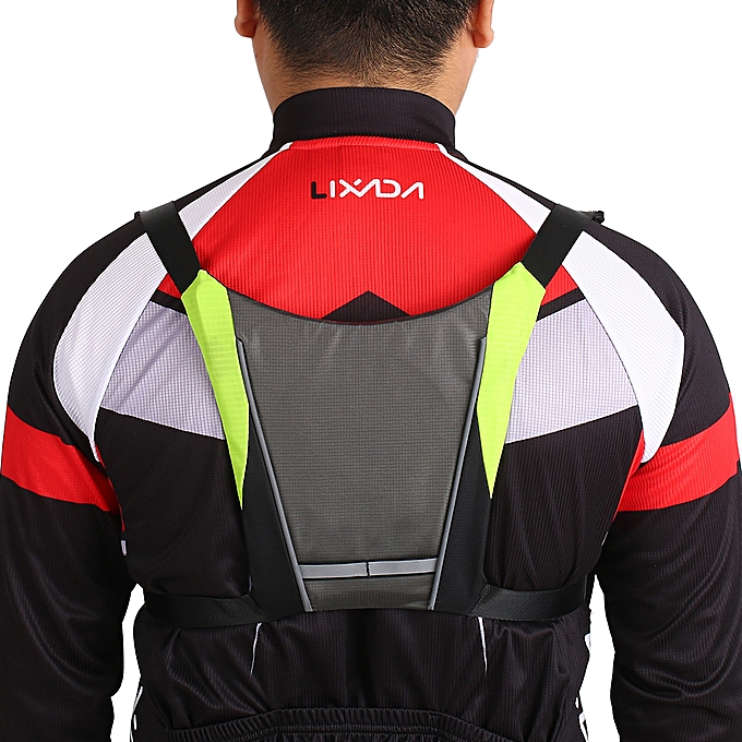 Cycling Helpful Lixada Reflective Vest Backpack With Led Turn Signal Light Remote Control Outdoor Sport Safety Bag Gear Usb Rechargeable