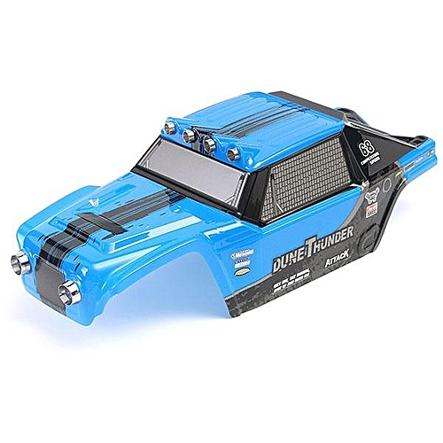 HBX 12891 1/12 DESERTRC Car Blue Body Shell 891-B001 RC Car Parts