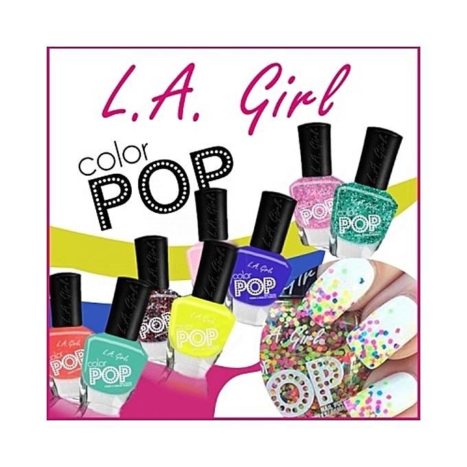 Buy L A Girl Color Pop Nail Polish Snapped Best Price Jumia Kenya