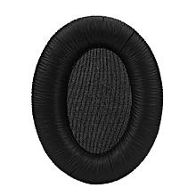 1 Pair Replacement Earpad cushions For Sennheiser HD201 HD180 HD201S Headphones -Black