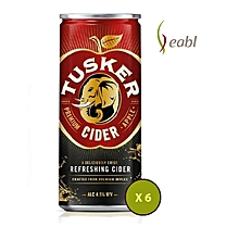 Cider Can - 6 Pack of 500ml Each