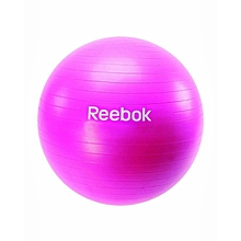 Gym Ball with Hand Pump Included - 55cm - Pink