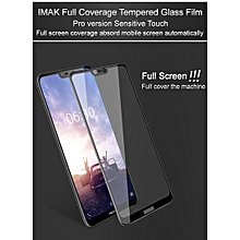 Pro+ Screen Protector For Nokia X6 Full Coverage Tempered Glass Protective Film For Nokia X6 Full Glue Absord Automatically