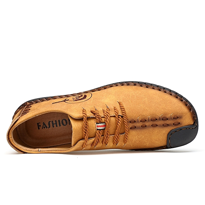 dfc3a421ae994 Leather Flats Italian Mens Loafers Men Shoes Casual Fashion Slip On Driving  Designer