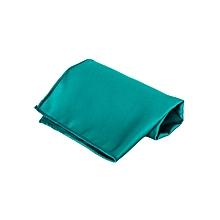 Green Jade Pocket Square