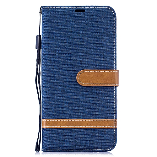 buy popular e080e 4ce1d Huawei Y7 (2019)/Y7 Prime (2019)/Y7 Pro (2019) Wallet Case with Card Holder  Folding Kickstand Leather Case Flip Cover for Huawei Y7 Prime 2019/Y7Pro ...