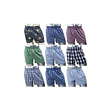 9 Boxer Shorts - Multicoloured