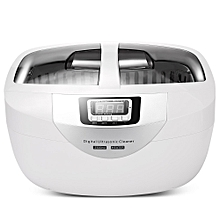 Ultrasonic Cleaner Washing Equipment - Grey+White
