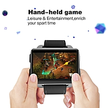 LEM4 Pro 3G Smart Watch Phone Android 5.1 OS 1.3GHz Quad Core CPU RAM 1G + ROM 16G Nano SIM Card 2G GSM & 3G WCDMA BT 4.0 WiFi 2.2 Inch IPS Screen Pedometer Heart Rate Smartwatch for Android 5.0/IOS 8.0