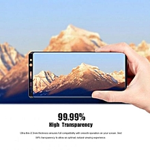 HD Clear 9H Hardnesss Ultra Thin 3D Curved Tempered Glass Screen Protector For Samsung Note 8