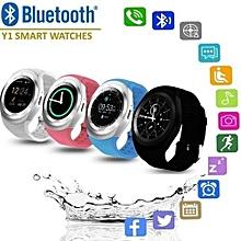 Y1 Smart Watch 1.54Touch Screen Fitness Activity Tracker Sleep Monitor Pedometer WWD
