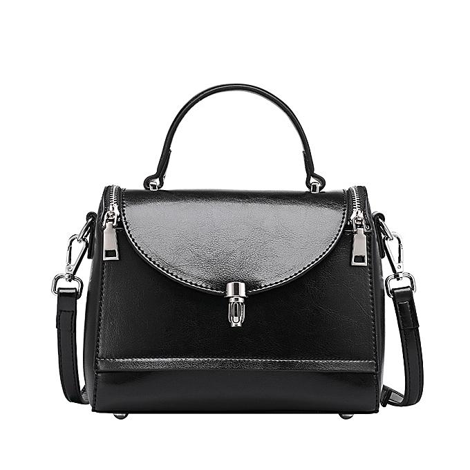 Fashion Women Genuine Leather Designer Handbag Shoulder Bag Lady ... 30307d9645