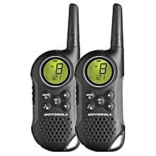 Motorola TLKRT6 Consumer Walkie Talkie (Pair)