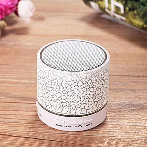 New LED MINI Bluetooth Speaker A9 TF USB FM Wireless Portable Music Sound  Box Subwoofer Loudspeakers For phone PC HS MALL