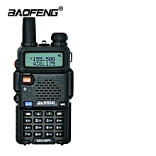 Baofeng UV-5R UV 5R UV5R Walkie Talkie Camouflage / Black