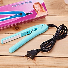Min Hair Curlers Portable Electric Splint Splint Straightener