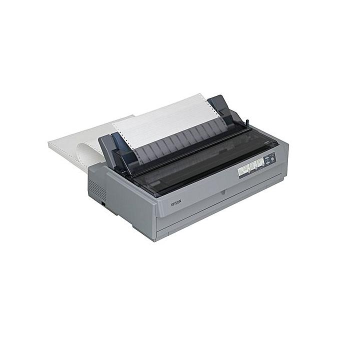LQ-2190 Dot Matrix Printer - Grey