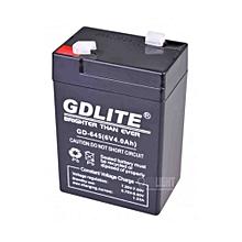 6V 4Ah Rechargeable Sealed Lead Acid Battery