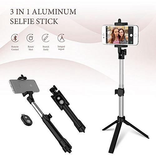 new product 91da9 de95d Phone Tripod Selfie Stick Bluetooth Foldable Selfiestick For IPhone 7 6s 6  For IPhone 7 6s 6 Plus Selfie Stick Handheld