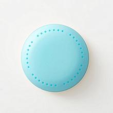 Natural Adhesive Candy Color Wardrobe Aromatherapy Box Anti-Molding Deworming Shoe Deodorant Deodorization blue