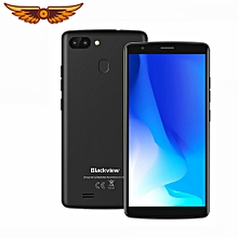 "A20 Pro Smartphone 5.5""18:9 HD+ Full Screen Android 8.1 Quad Core 2GB+16GB 4G Mobile Phone - Black"
