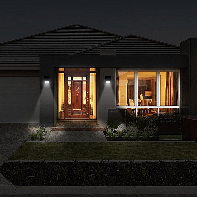 Best Lighting For Home Office: Sanxing Solar Motion Sensor Light 38 LED Wireless Solar