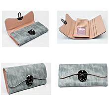 Stylish Lady wallet-Grey