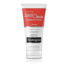 Rapid Clear Stubborn Acne Cleanser 5oz - 147ml