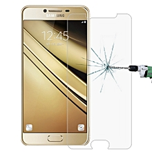 For Samsung Galaxy C5 / C500 0.26mm 9H Surface Hardness 2.5D Explosion-proof Tempered Glass Screen Film