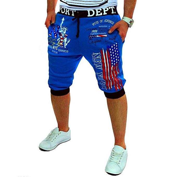 9d22201640 Men Summer Fashion Brand Slim Fit Mens Shorts Cotton Patchwork Thin Male  Short Pants Plus Size