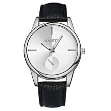 GAIETY G122 Fashion Watches For Women Classic Casual Leather