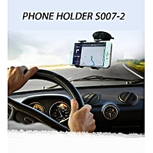 New Universal Car Windshield Dash Suction Mount GPS Phone Holder 360° Rotating