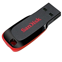 Flash Drive - 32GB - Black & Red