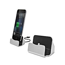 iPhone 5 to iPhone 7 Plus - Charge & Sync Devices Dock - black