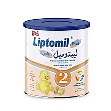 Plus 2 - 6-12 Months Baby Food - 400g