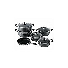 11Pcs Non-Stick Pots And Pan