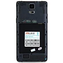 M4 Note Android 5.0 Lollipop 4G LTE Phablet 5.5 inch Smartphone MTK6732 64bit-BLACK