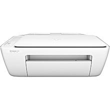 DeskJet 2130 All-in-One Printer (K7N77C) - White