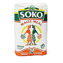 Unga Maize Meal - 2KG