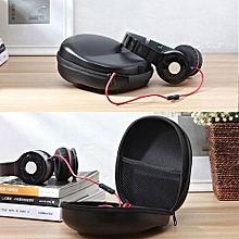 Tectores Portable EVA Carrying Hard Case Bag Storage Box For Earphone Headphone HeadsetGift