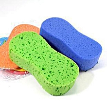 Sponge Block Clean Large Hole Practical Honeycomb Washing Car Hot Thickening
