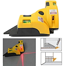 Hot Vertical Horizontal Laser Line Projection Square Level Right Angle 90 Degree