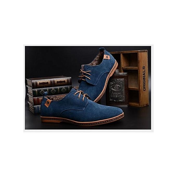 Buy Generic Super Large Size New Shoes Men Casual Leather Shoes Men