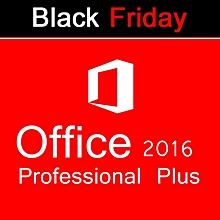 Microsoft Office 2016 Professional Pro Plus Key 32/64 Bit 1PC Windows